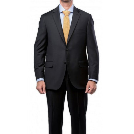 Peter Millar Justice Wool Suit in Navy