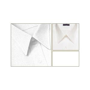 Gitman Brothers Dress Shirt - White Pinpoint Straight Collar