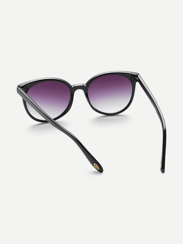 Image of Beautiful Cat Eye Sunglasses