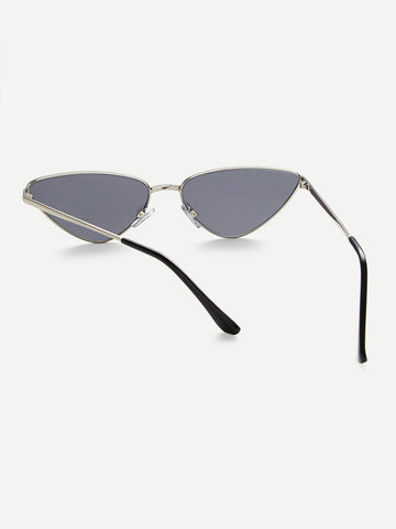 Metal Frame / Cat Eye Sunglasses