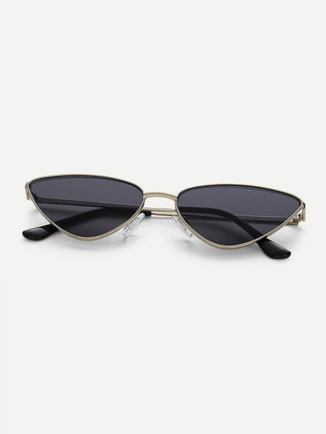 Metal Frame / Cat Eye Sunglasses -  Sport Pet Shop