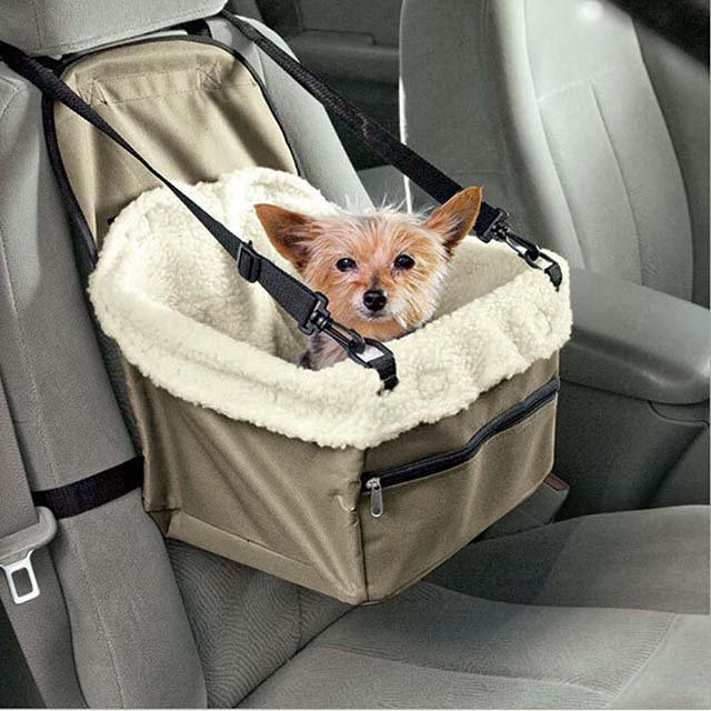 Car Seat For Dog -  Sport Pet Shop