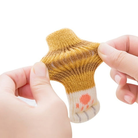Knitting Chair Leg Socks /Cat Scratching Socks -  Sport Pet Shop