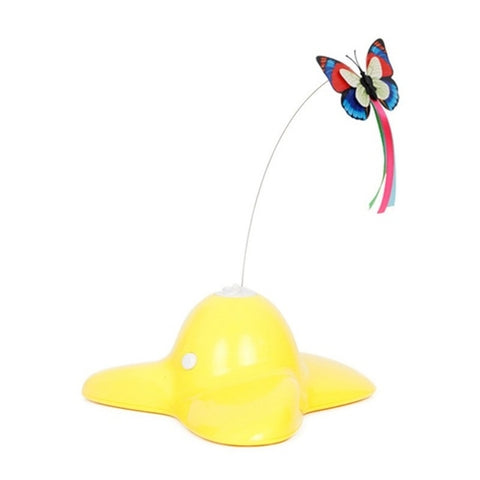 Image of Cat Toys Interactive Spinning Teaser -  Sport Pet Shop