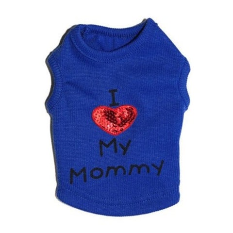 Cute cat /  dog winter T Shirt Vest -  Sport Pet Shop