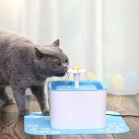 Image of Automatic Square Drinker Mat Food Grade -  Sport Pet Shop