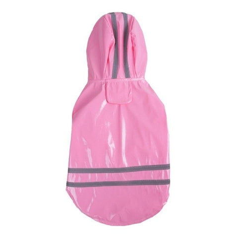 Image of Dog Waterproof Raincoat Reflective Strip -  Sport Pet Shop