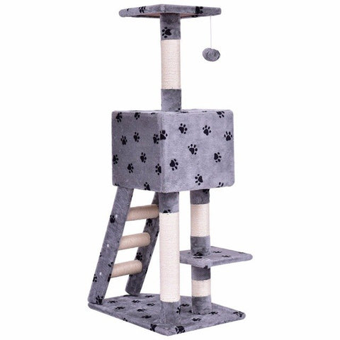 Cat Tree Play / House Tower Bed