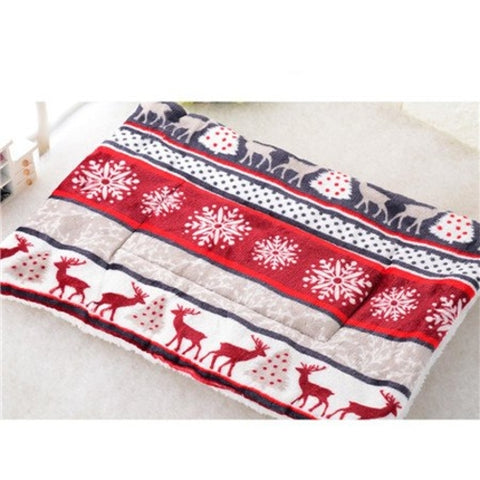 Large Winter  cat / dog sleeping Mat Warm Bed
