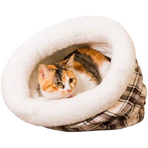 New Cat Bed / Soft Material Lattice -  Sport Pet Shop