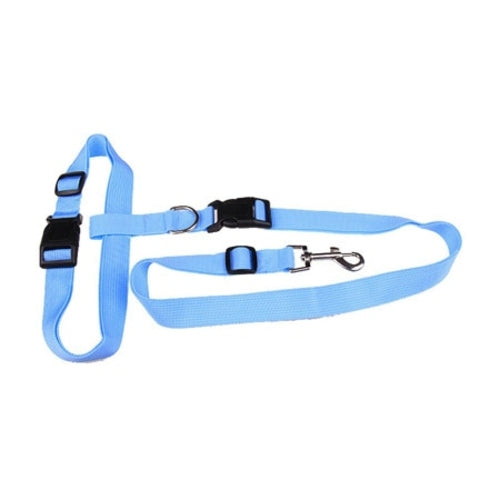 Waist dog leash running / jogging dog -  Sport Pet Shop