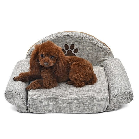 Image of Beds For Dogs/ Cat Soft Kennels Cute -  Sport Pet Shop