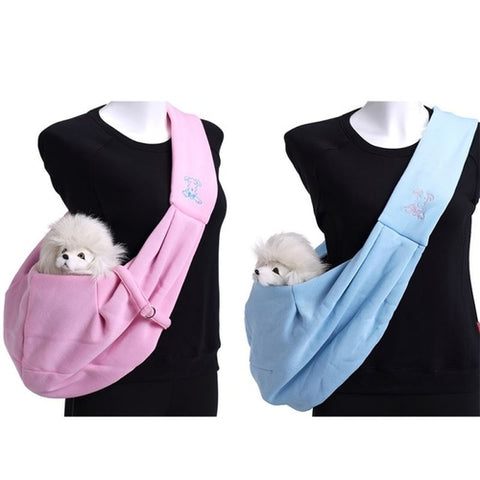 Pet Puppy Carrier Dog Sling Carrying