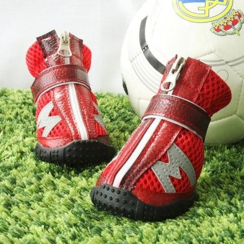 Image of Dog Shoes  Medium/  Large Dog Summer Anti Slip -  Sport Pet Shop