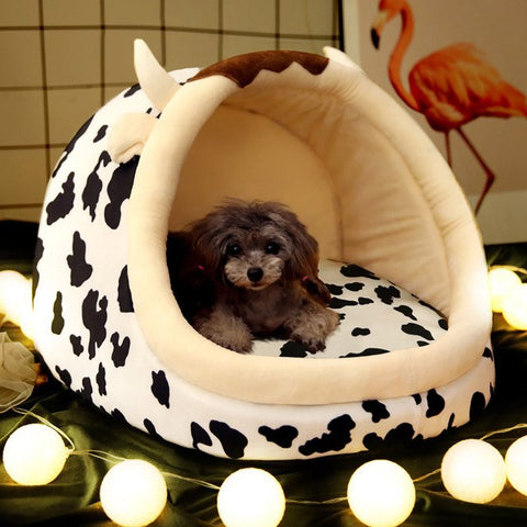 Warm Puppy House For Small Dog / Cat Sleeping