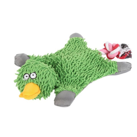 Image of Cute Papa Duck Plush Dog Toy