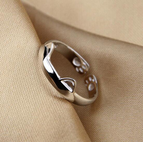Image of 1PC Cute cat paw ring -  Sport Pet Shop