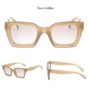 New Oversize Cat Eye Sunglasses