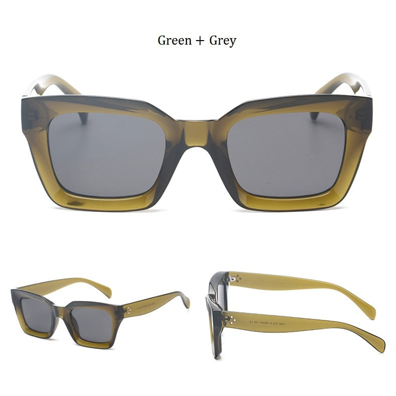 New Oversize Cat Eye Sunglasses -  Sport Pet Shop