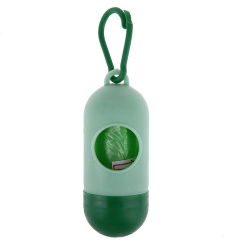 Dog Garbage Clean up Carrier Holder Dispenser -  Sport Pet Shop