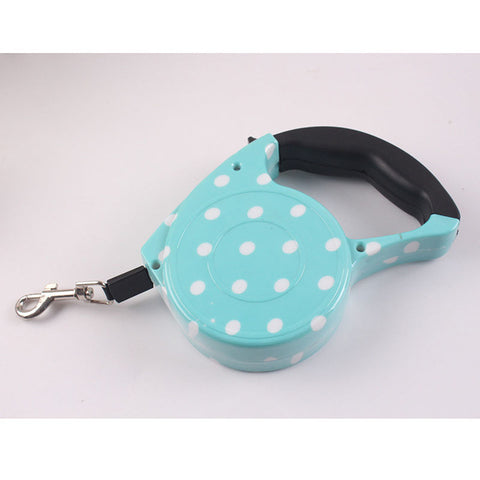 Dog Collar Leash Automatic Retractable