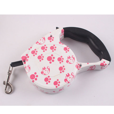Image of Dog Collar Leash Automatic Retractable -  Sport Pet Shop