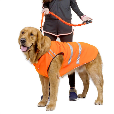 Reflective Dog Clothes Safety For Outdoor Walking -  Sport Pet Shop