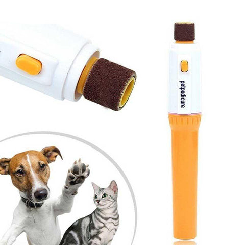 Image of Electric Nail Pedicure For Dogs And Cats -  Sport Pet Shop
