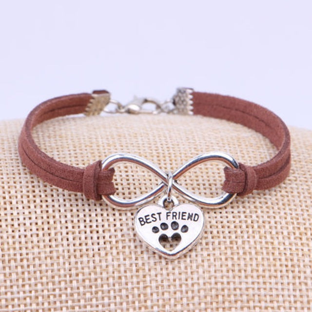Paw Cat Charms Pendant bracelet -  Sport Pet Shop