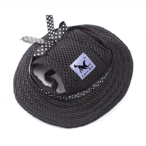 Image of Dog Cap Breathable Mesh