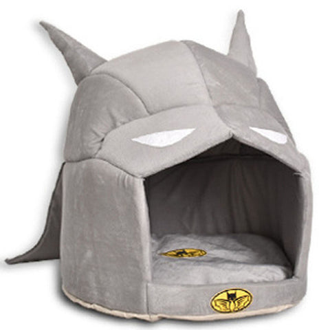 Image of Creative Batman Warm Dog Kennel