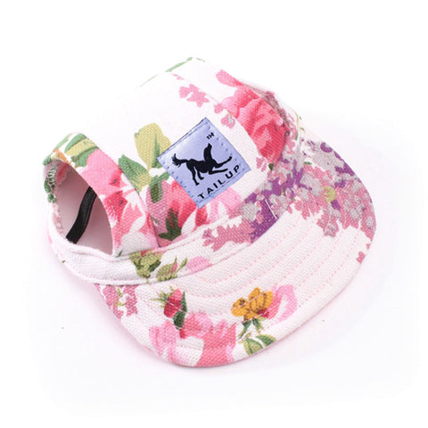 Image of Fashion Casual Hat For Dogs -  Sport Pet Shop
