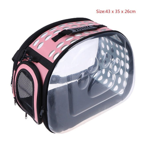 Image of Travel Pet Carrier Bags -  Sport Pet Shop