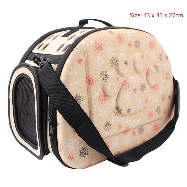 Travel Pet Carrier Bags -  Sport Pet Shop