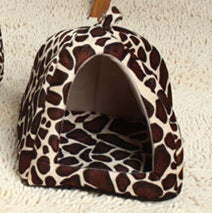Cat Dog Kennel Cushion Strawberry -  Sport Pet Shop
