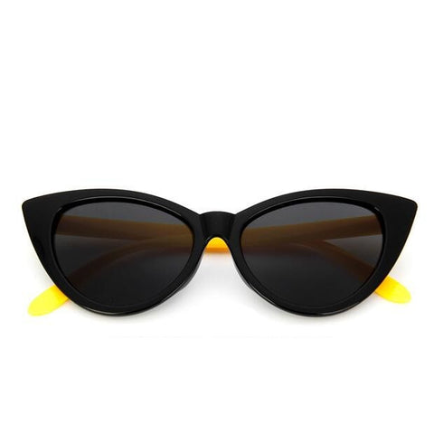 Luxury High Quality Cat Eye Sunglasses For Women 2019