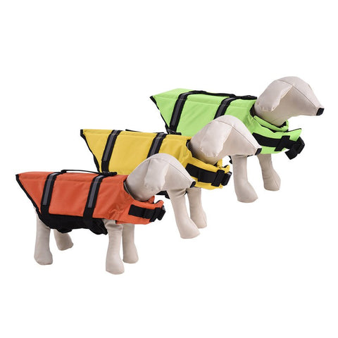 Image of Dog Life Float Vest Water Swimming Safety /Reflecting Clothing -  Sport Pet Shop