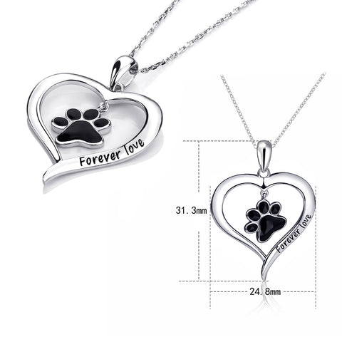 Image of I Love My sweet Pets / 925 Silver Jewelry