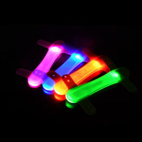 Straps Security Warning Lights Dog Collar /LED Light