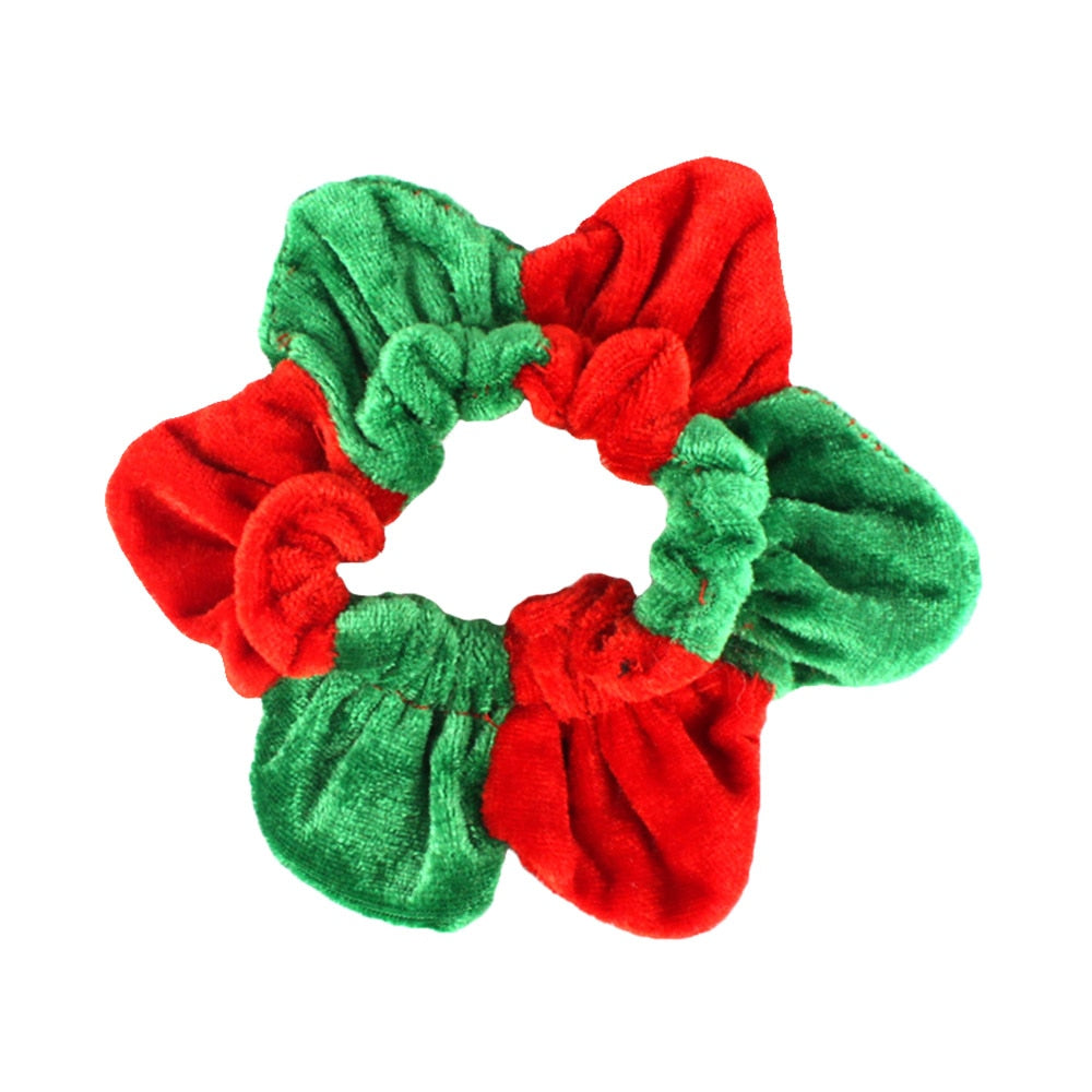 New Christmas Pet Scarf Soft Comfortable -  Sport Pet Shop