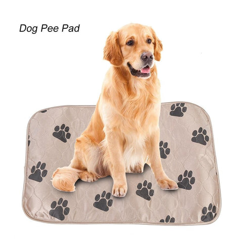 Image of Reusable Waterproof Pee Pad Urine Mat for  Dogs / Cats -  Sport Pet Shop
