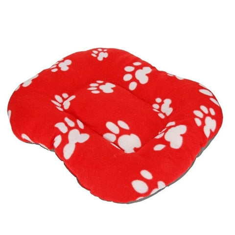 Pet Mat /  Coral Velvet Warm  for Pet /  Bed Sofa Sleeping