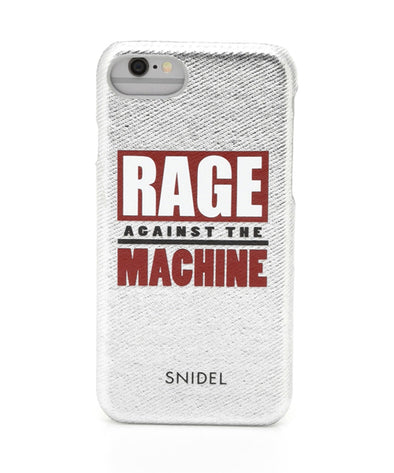 Rage Against the Machine x SNIDEL iPhone Case