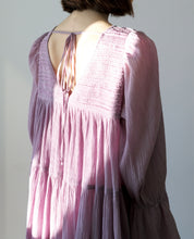 Load image into Gallery viewer, Smocking Tunic Dress