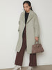 HAMILTON Long Wool Coat
