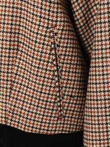 Short Double-Face Wool Jacket