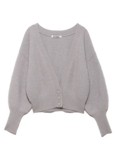 Dolman Short Cardigan