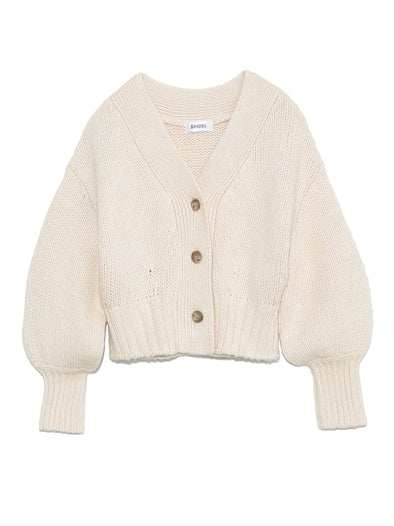 Sustaina Chunky Knit Cardigan