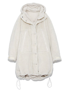 Reversible Down Boa Coat (SWFC185141)
