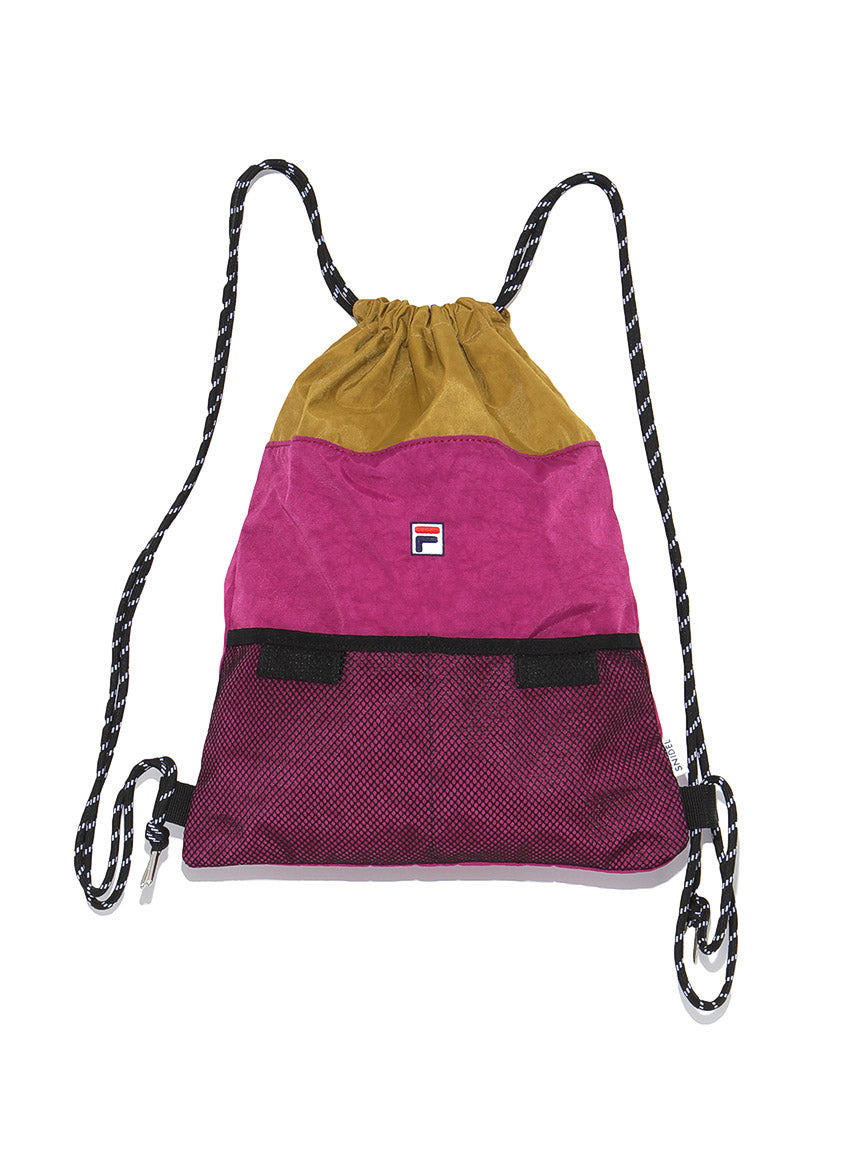 691f86d0285 ... Load image into Gallery viewer, FILA Collaboration Backpack  (SWGB186604) ...